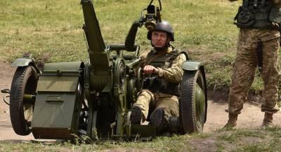 ВСУ ведёт обстрел жилых домов на территории ДНР