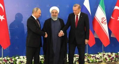 Путин и Эрдоган поделили Идлиб в онлайн-режиме