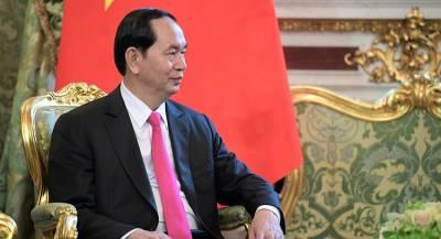 Посольство РФ соболезнует в связи со смертью лидера Вьетнама