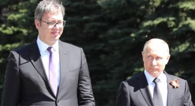 Президент Сербии собрался обсудить Косово с Путиным