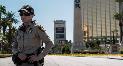 Возле школы в Лас-Вегасе застрелили человека