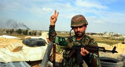 США назвали Сирию «трясиной для России»