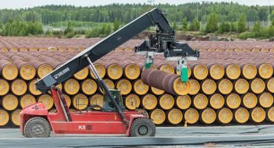 США обосновали санкции против «Северного потока — 2»