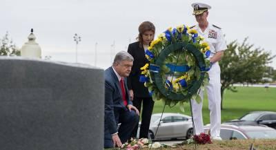 Казусы Порошенко: падал на колени и кланялся караулу