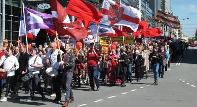 Марш за русские школы в Латвии назвали самым массовым