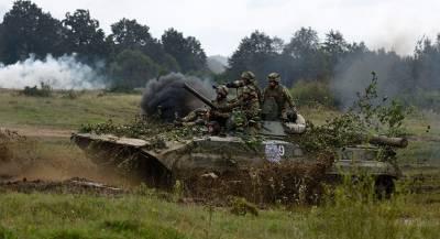 Украинские силовики захватили посёлок в Луганской области