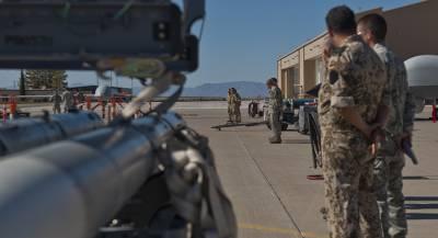 Германия готовится атаковать правительство Сирии