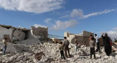 Боевики вновь обстреляли Алеппо