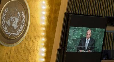 Лавров предупредил Запад о недопустимости провокаций в Сирии