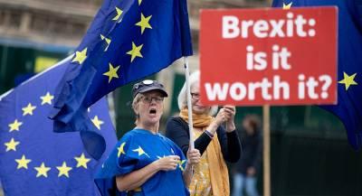 Лейбористы заговорили о втором референдуме по Brexit