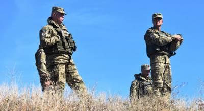 Контрактник ВСУ подорвал себя в Херсонской области