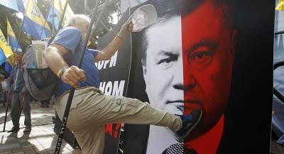 Националисты устроили митинг у здания Рады