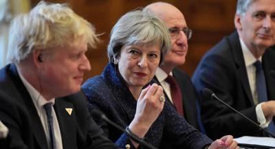 Борис Джонсон рассказал о сути противодействия Терезе Мэй