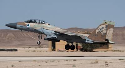 Израиль продолжит налёты в Сирии после крушения Ил-20