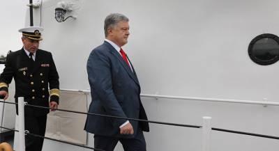 Порошенко потребовал уважать суверенитет Украины