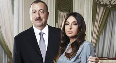 Семья президента: Ильхам Алиев