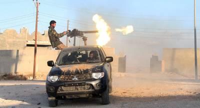 ЧП ввели в Триполи из-за ожесточенных боев