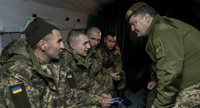 Порошенко изменил проект об интеграции Украины в НАТО