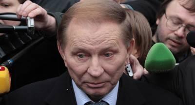 Участие Кучмы в переговорах по Донбассу зависит от Порошенко