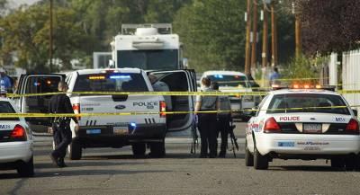 В Мексике найден грузовик с трупами
