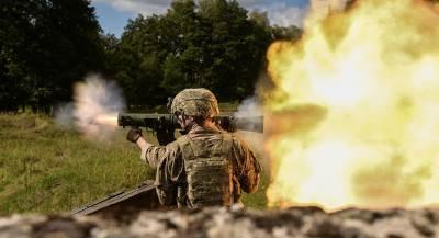 Украинские десантники захватили военный штаб США