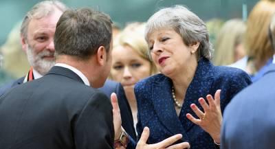 Терезу Мэй попросят освободить кресло премьер-министра