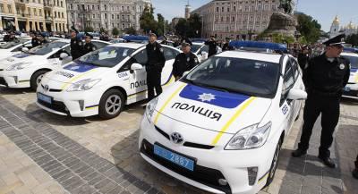 В Киеве задержан водитель машины с номерами ДНР