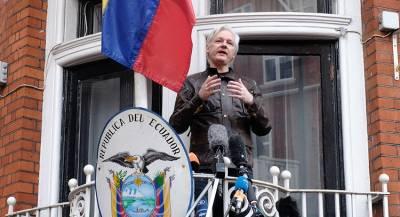 В МИД России открестились от организации побега Ассанжа