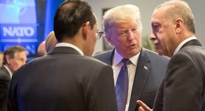 Америке стали известны сокровенные тайны Эрдогана