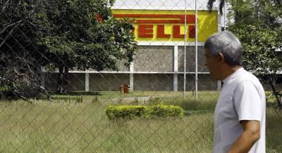 Pirelli прекращает производство шин в Венесуэле