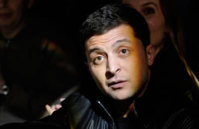 «Слуга народа». Украинский комик Зеленский выбивается в лидеры «президентского рейтинга»