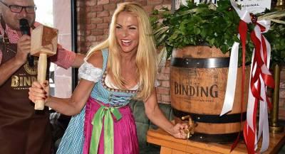 В Мюнхене открылся пивной фестиваль «Октоберфест»