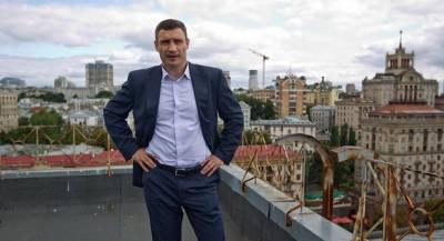 Виталий Кличко рассмешил пользователей Сети пением