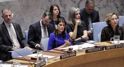 США сравнили РФ с вирусом в процессе разоружения КНДР