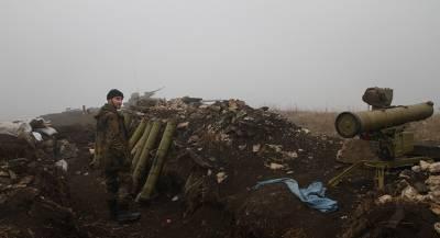 Киев и Луганск подсчитали обстрелы своих позиций