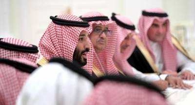 Саудиты продолжают дворцовые интриги