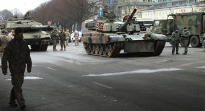 Польша хочет построить базу США на востоке