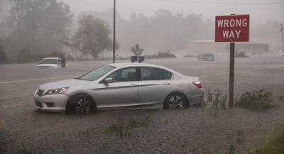 Число жертв урагана «Флоренс» в США возросло