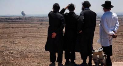 Тайная поддержка Израиля разочаровала сирийцев