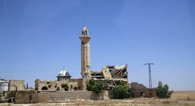 Боевики из Идлиба ведут обстрелы соседних провинций