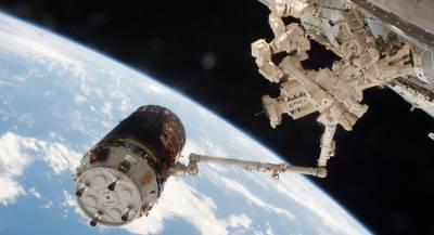 Японский космический грузовик пристыковался к МКС