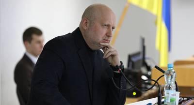 Турчинов заявил о «тысячелетней истории» ВМС Украины
