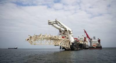 Экологи подали в суд жалобу на «Северный поток — 2»