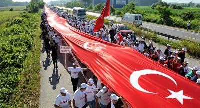 Монголы закрывают школы для Эрдогана