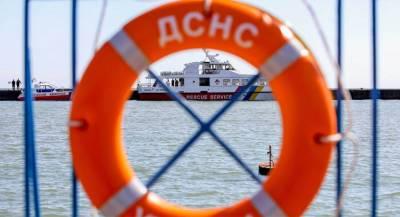 Украина открыла базу морских спасателей в Мариуполе