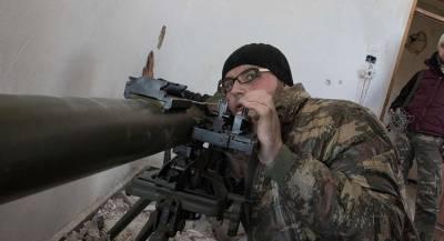 Джихадисты накрыли аэропорт Хамы градом ракет