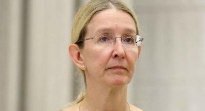 Глава Минздрава Украины предложила лечиться танцами