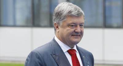 Порошенко сказал Путину «спасибо» за «европейскую Украину»