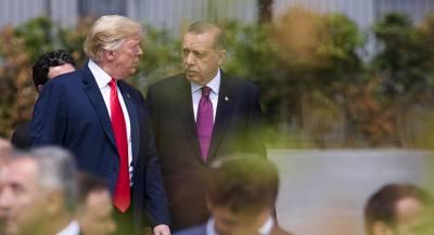 Эрдоган рассказал о споре с Трампом из-за российского газа