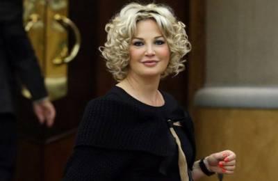 Максакова вновь вышла замуж и судится с новым мужем